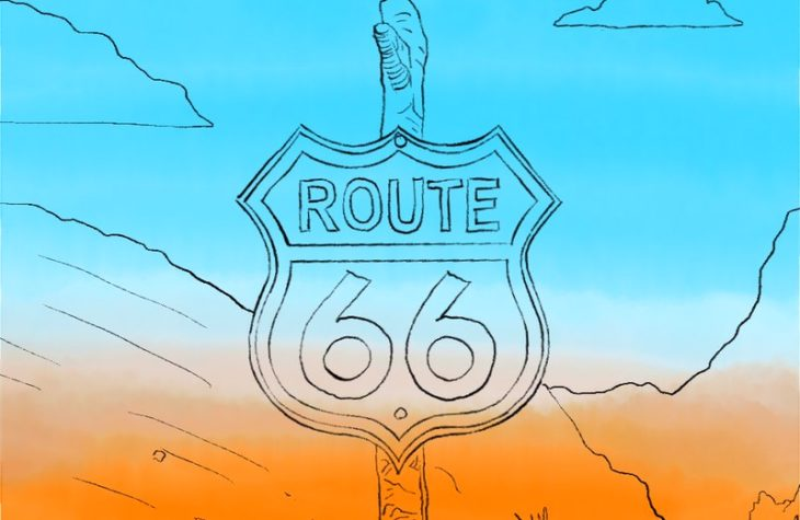 Route 66 Project with Orlando Ayala